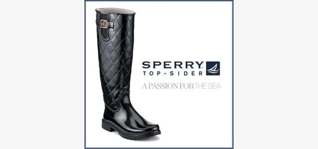 Sperry Top-Sider Yağmur Çizmesi